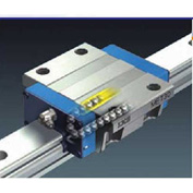 IKO Carbon Steel Maintenance-Free Linear Way T1 Preload Long Block METG15C1T1HS2/U, 52mm Block Width