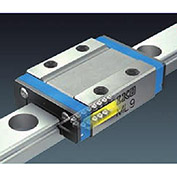 IKO MLC20C1T1HS2/U Stainless Steel Maint.-Free Linear Way, T1 Preload Short Block, Block Width 40mm