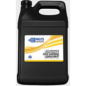 Miles FG Mil-Gear S ISO 220, Food Grade Synthetic Gear Oil, 1 Gallon Bottle