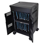 Ergotron® PowerShuttle® Laptop Management Cart