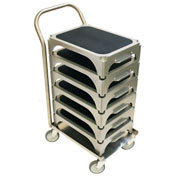 Imperial Surgical® OR-3693 Transport Cart for Stackable Step Stools