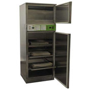 "Imperial Surgical Warming Medical Cabinet w/S Steel Door, 29""W x 28""D x 74""H, 18.1 Cu. Ft. Capacity"