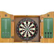 Boston Bruins Dart Cabinet