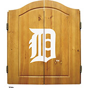 Detroit Tigers Complete Dart Cabinet