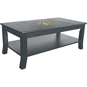 """New Orleans Saints 24""""H Coffee Table"""