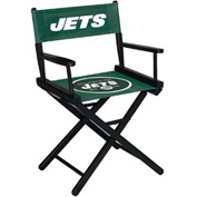 New York Jets Table Height Director Chair