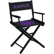 Kansas State University Table Height Director Chair