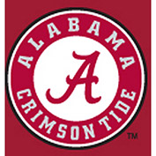 University Of Alabama 8'L Pool Table Cloth