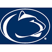 Penn State 8'L Pool Table Cloth