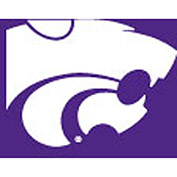 Kansas State University 8'L Pool Table Cloth