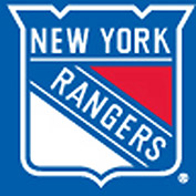 New York Rangers 8'L Billiard Cloth