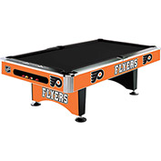 Philadelphia Flyers 8'L Pool Table