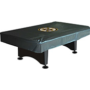 Boston Bruins 8'L Deluxe Pool Table Cover
