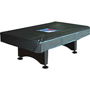 New York Rangers 8'L Deluxe Pool Table Cover