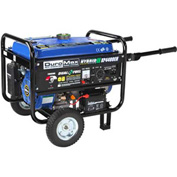 DuroMax XP4400EH, 3500W, Portable Generator, Dual Fuel - Gasoline or LP, Electric Start