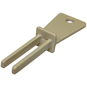 Impact® Key For Sharps Wall Cabinet - Beige, 7352k - Pkg Qty 10