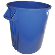 Impact® Gator® Container - 32 Gallon, Blue, 7732-11 - Pkg Qty 6