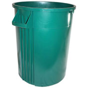 Impact® Gator® Container - 32 Gallon, Dark Green, 7732-14 - Pkg Qty 6