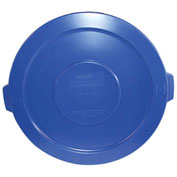 Impact® Gator® Lid - 32 Gallon, Blue, 7733-11 - Pkg Qty 12