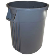 Impact® Gator® Container - 44 Gallon, Gray, 7744-3 - Pkg Qty 4