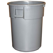 Impact® Gator® Container - 55 Gallon, Gray, 7755-3 - Pkg Qty 2