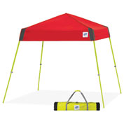 E-Z Up® Vista™ Sport Instant Shelter, VS3LA08PN, 8x8', Punch Top With Limeade Frame