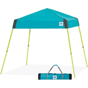 E-Z Up® Vista™ Sport Instant Shelter, VS3LA08SP, 8x8', Splash Top With Limeade Frame