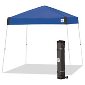 E-Z Up® Vista™ Instant Shelter, VS3WH12RB, 12x12', Royal Blue Top With White Frame