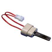 "Hot Surface Furnace Ignitor w/ Gasket, 4-1/2"" Lead Wire Length"