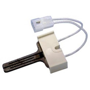 "Hot Surface Furnace Ignitor, 4-1/2"" Lead Wire Length, Ceramic Block Style C"