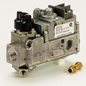 "Gas Heating Valve Low Profile 3/8"" Inlet FPT 3.5"" W.C. Natural Gas"