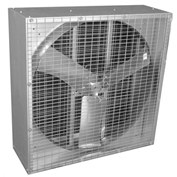 "Hessaire 36"" Direct Drive Box Fan 36D370-N, 1/2HP, 1PH, 11070 CFM"