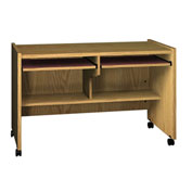 "Workmate - 48-1/2""W x 23-7/8""D x 30-5/8""H Natural Oak"