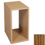 "CPU Holder - 11""W x 16-1/2""D x 20-1/2""H Medium Oak"