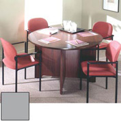 "42"" Conference Table - 42""W x 42""D x 28-5/8""H Gray"