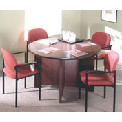 "42"" Conference Table - 42""W x 42""D x 28-5/8""H Mahogany"