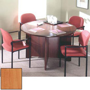 "48"" Conference Table - 48""W x 48""D x 28-5/8""H Oiled Cherry"