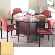 "60"" Conference Table - 60""W x 60""D x 28-5/8""H Maple"