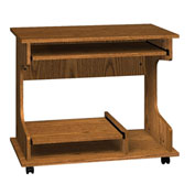 "Ironwood Tower Buddy, 36""W x 20""D x 30-1/8""H, Medium Oak"