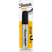 Sharpie® King Size™ Chisel Tip Permanent Marker, Black 1/Pk