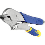 "Irwin® Vise-Grip® 10WR Fast Release Curved Jaw w/ Wire Cutter 10"" Locking Plier"