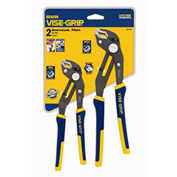 2 Pc. GrooveLock Pliers Set Contains: GV8, GV10
