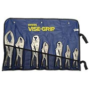 IRWIN® VISE-GRIP® 757KB The Original™ 7 Pc. Set (10R, 7R, 10CR, 7WR, 5WR, 6LN, 9LN)