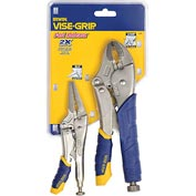 IRWIN® VISE-GRIP® 77T Fast Release™ 2 Pc. Set (6LN, 10WR)