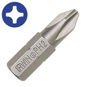 "#2 Phillips Insert Bit 1/4"" X 1"""