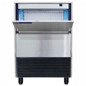 ITV ALFA NG 175 A - Self Contained Ice Machine, Full Cube Style, Produces Up To 170 Lbs. Per Day
