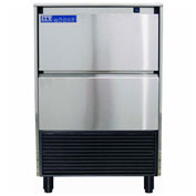 ITV ALFA NG 265 A - Self Contained Ice Machine, Full Cube Style, Produces Up To 270 Lbs. Per Day