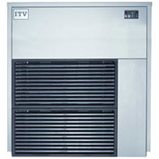 ITV IQ 1300 A - Modular Ice Machine, Flake Style, Produces Up To 1430 Lbs. Per Day