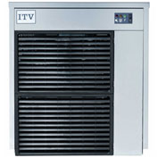 ITV IQ 300 A Modular Ice Machine, Flake Style, Produces Up To 360 Lbs. Per Day