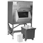 ITV SIFS-250 - Ice Fill Station, 930 Lbs. Storage Capacity